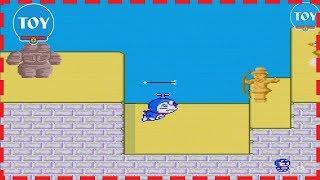 trò chơi Doremon phiêu lưu #3 vượt qua vạn lý trường thành cu lỳ chơi game doraemon adventure vui