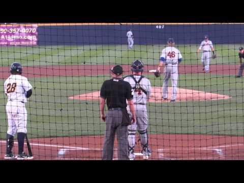 9/4/2013: Noah Syndergaard vs. Jose Pirela