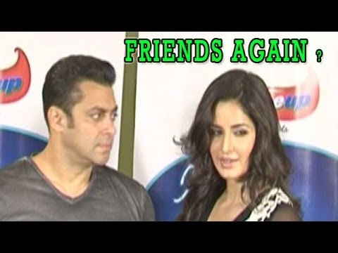 Salman Khan & Katrina Kaif friends again ?