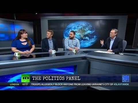 Full Show 5/6/14: Report: Climate Change is Happening Now
