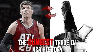 The DUMBEST Trade In NBA History