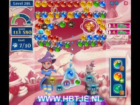 Bubble Witch Saga 2 level 295