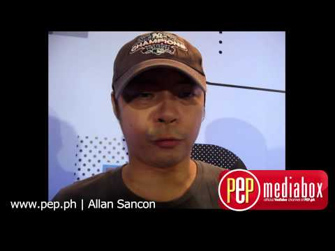 Chito Miranda doesn't see foreign acts as competition in local music scene