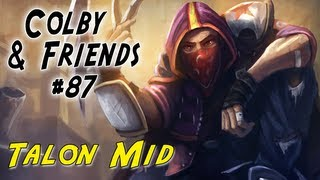 Best Jungle Soraka NA - Colby and Friends Play League of Legends #87