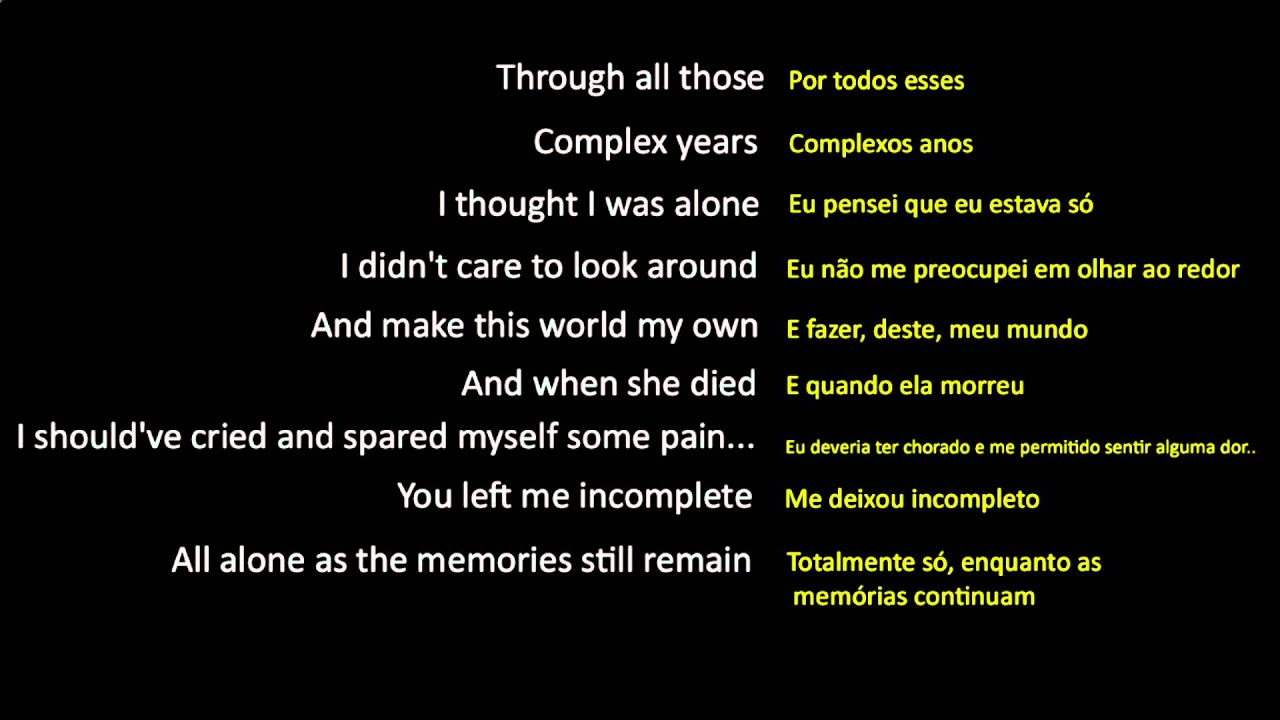 Pantera - Cemetery Gates Lyrics | SongMeanings
