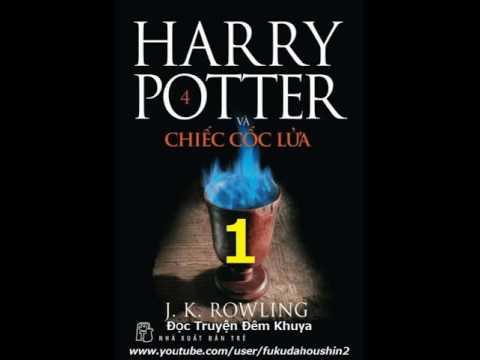 Phần 4 Harry Potter và Chiếc Cốc Lửa 1