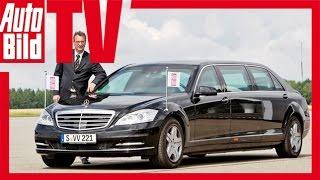 Mercedes S 600 Pullman Guard - Der teuerste Mercedes
