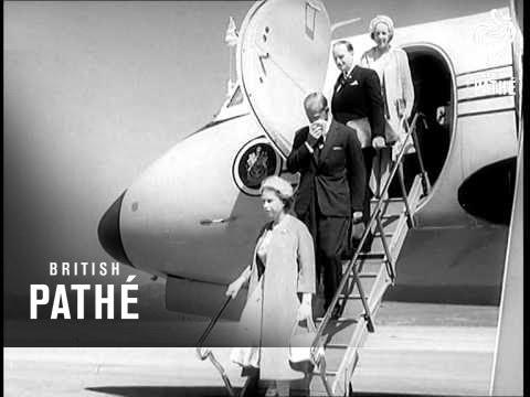 Yukon Makes Royal News Aka Queen In The Yukon (1959)