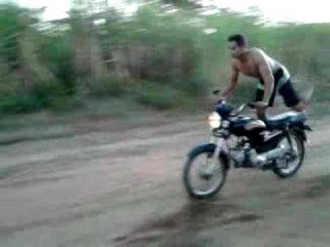 André (capeta) wheeling