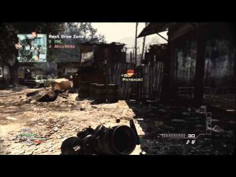 XeS Ajay - Day 1 -  MW3 Montage By P4RL