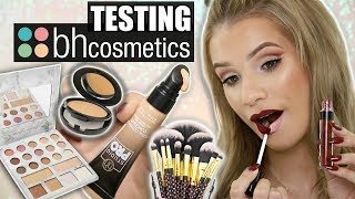 TESTING Full Face of BH COSMETICS... Is it ANY Good?!