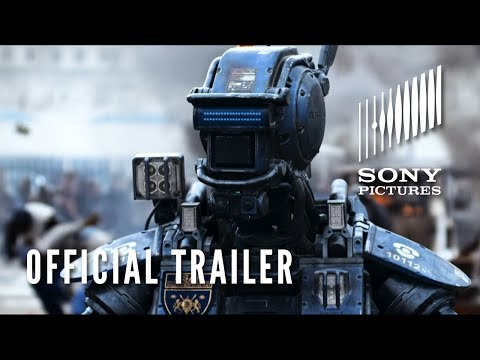 CHAPPIE - Official Teaser Trailer - In Theaters 3/6/15, Sharlto Copley