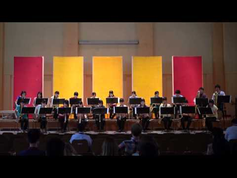 Ravel / Sonatine, Soai Saxophone Ensemble