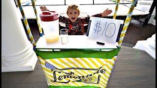 Mini Jake Paul NEEDS TO MAKE MONEY