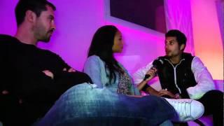 Jesus Luz und Yves Larock im Interview view on youtube.com tube online.