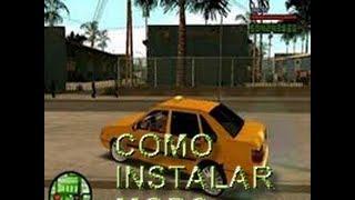 Como Instalar Mods No GTA San Andreas