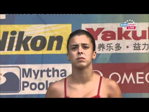 Meaghan Benfeito (Fina 2011 10M Female Final)