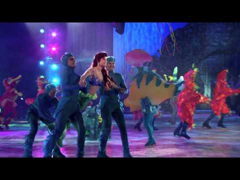 Disney On Ice - Rockin' Ever After @ Thomas & Mack Center - January 15-19, 2014
