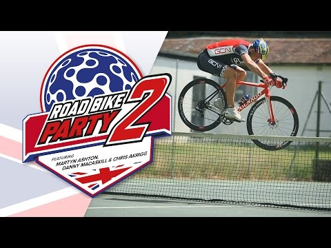 Road Bike Party 2 - Martyn Ashton, Chris Akrigg And Danny MacAskill Video
