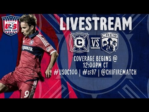 Thumbnail image for 'Fire v Crew - USOC live stream'