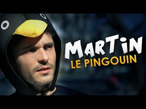La jolie histoire de martin le pingouin