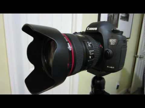 Unboxing: Canon EOS 5D Mark III