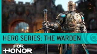 For Honor - The Warden: Knight Gameplay Trailer