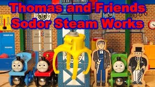 Thomas And Friends, The Sodor Steam Works Play
