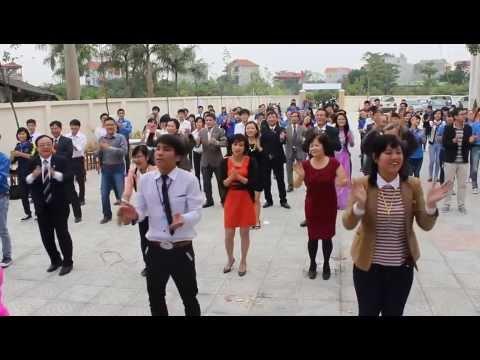 Giảng Viên Đại Học Nông Nghiệp Nhảy Flashmod :p Các Thầy Cô Trường Nào Làm Được Như Vậy Không