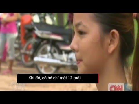 Nạn mại dâm trẻ em Việt ở Campuchia
