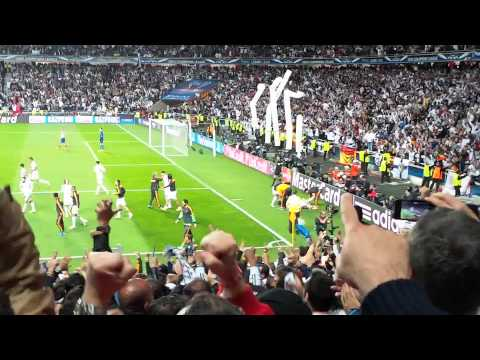 Real Madrid Sergio Ramos Goal vs Atletico Madrid Champion's League Final