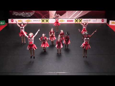 Fascination Girls - Steirische Meisterschaft 2015 - (Girls Formation)