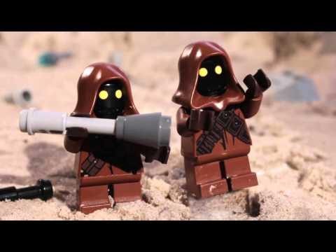 LEGO Star Wars - Prekvapenie pre Jawy