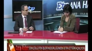 Cem Çöllü Adaylığını ETV Ekranlarında ilan etti