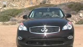 Roadfly.com - 2008 Infiniti EX35 Car Review videos
