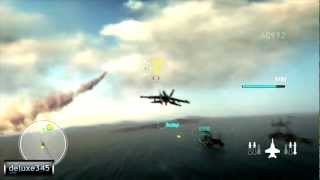 Top Gun: Hard Lock Gameplay (PC HD)