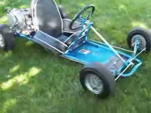 rupp a bone go kart restored read full discription for additional