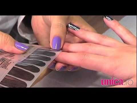 Cum sa-ti faci manichiura Minx ca la vedete
