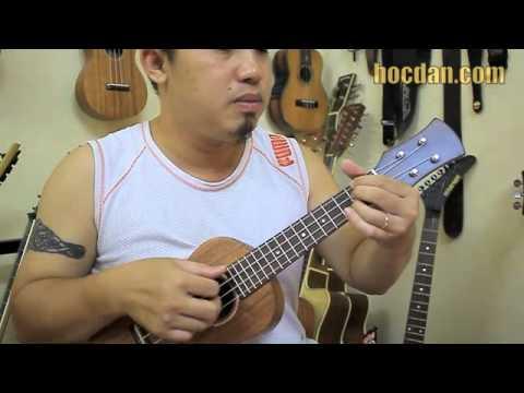 Ukulele - Hướng dẫn chơi ukulele bài Cát Bụi - Trịnh Công