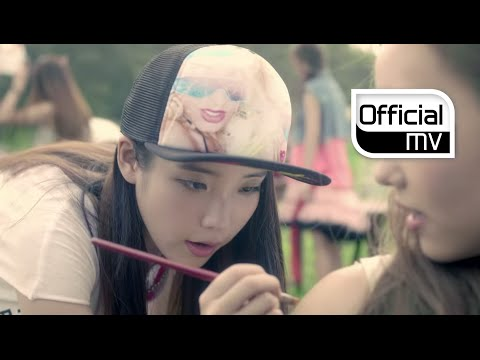 IU, FIESTAR, Sea Of Moonlight MV, cute style for Summer Trip :)
