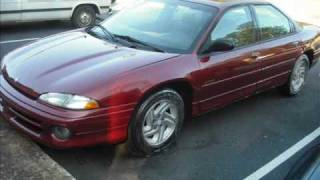 Transformation Of A Dodge Intrepid, PT (1)