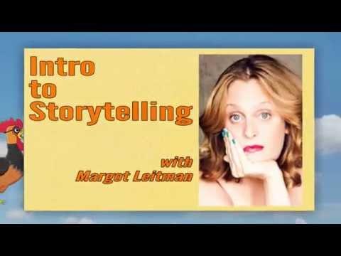Margot Leitman Workshop