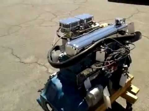 Chevy 261 High Perfomance Hot Rod Engine - YouTube