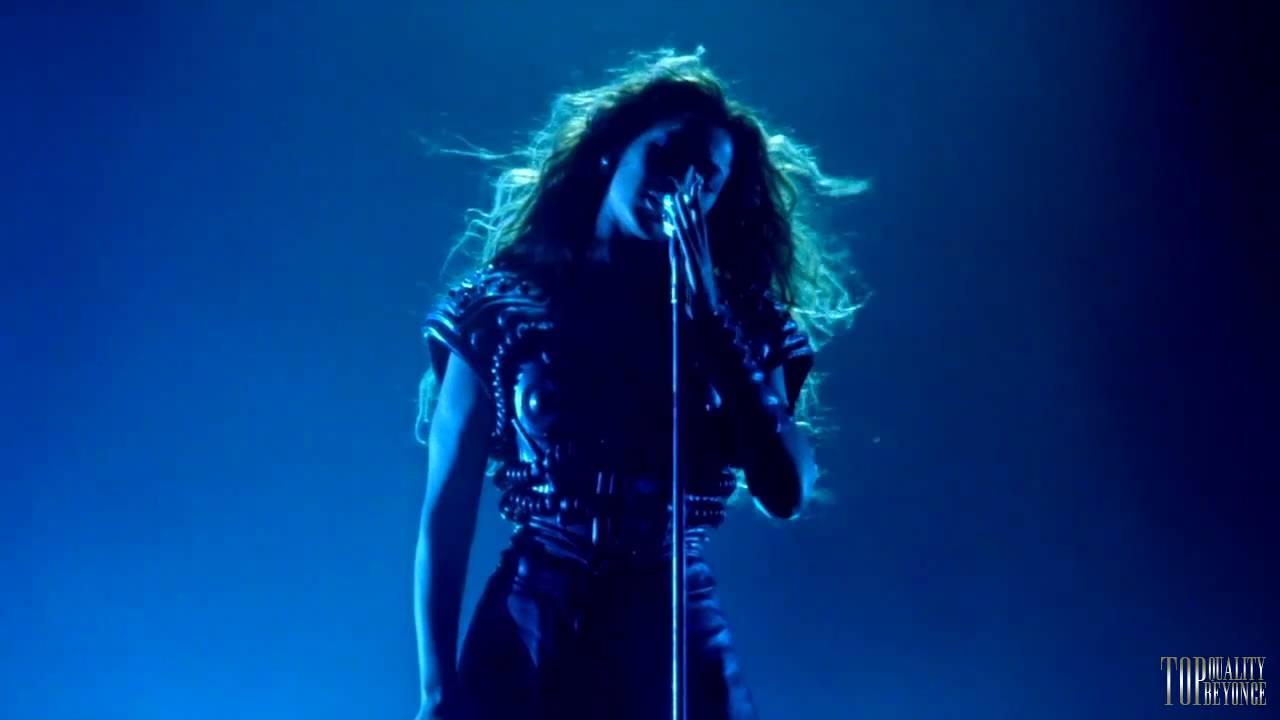 "Beyonce performs ""If I Were A Boy"" I Am World Tour (HD ..."