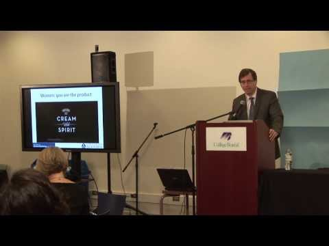Marketing Alcohol to Women, David Jernigan Johns Hopkins Bloomberg School for Public Health