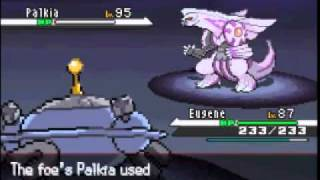 Pokemon Blaze Black Walkthrough 90 Challenger's Cave Part 2