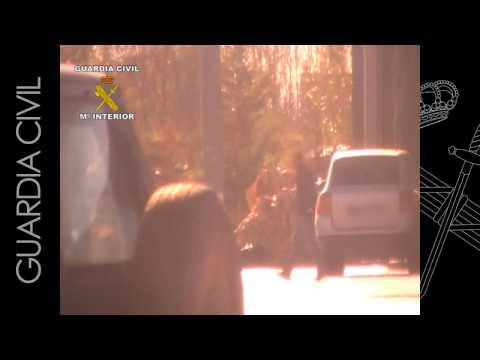 OPERACIÓN MAR. La Guardia Civil y la Policía Nacional Francesa detienen a los jefes de las mafias marsellesa y corsa.