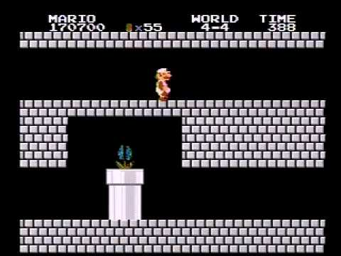Super Mario Bros. Never Before Seen Glitches and Tricks!