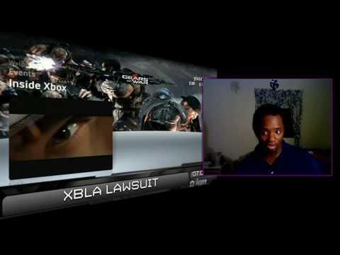 Microsoft/XBLA sued