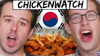 What's The Best Fried Chicken In The World? • Korea